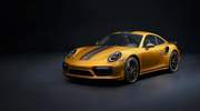 Porsche 911 Turbo S Exclusive Series пришел в Россию