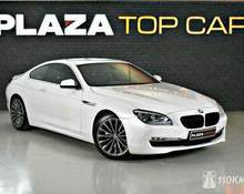 BMW 6: 2012 3.0 AT купе Уфа 3л 1677000 Р
