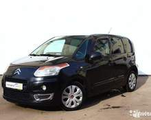 Citroen C3 Picasso: 2009 Exclusive 1.6 MT минивэн Москва 1.6л 329900 Р
