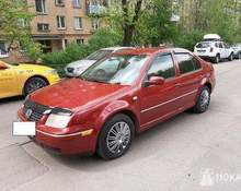 Volkswagen Jetta: 2004 2.0 AT седан Москва 2л 225000 Р