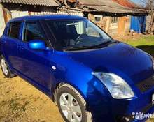 Suzuki Swift: 2008 1.3 MT хэтчбек Анапа 1.3л 310000 Р
