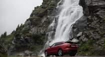 Тест драйв Jaguar F Pace  от  Трансфагараша до Контиолахти