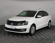 Volkswagen Polo: 2016 Connect 1.6 MT седан Казань 1.6л 490000 Р