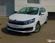Citroen C4: 2017 Feel Edition 1.6 AT седан Москва 1.6л 1133364 Р