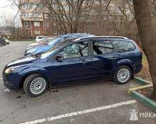Ford Focus: 2010 2.0 AT универсал Москва 2л 442000 Р