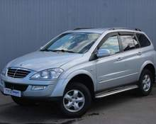 SsangYong Kyron: 2010 Luxury 2.3 AT 4×4 внедорожник Чебоксары 2.3л 530200 Р