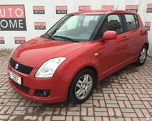 Suzuki Swift: 2007 1.5 MT хэтчбек Санкт-Петербург 1.3л 249900 Р