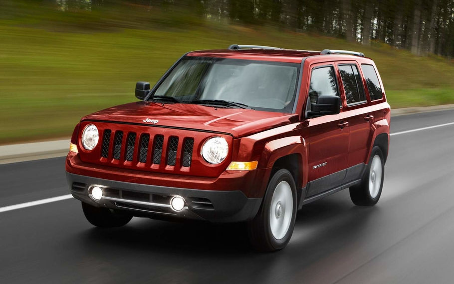 2017 jeep patriot recalls and problems - HD 1360×850