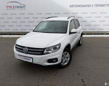 Volkswagen Tiguan: 2014 CLUB 2.0 AT 4x4 внедорожник Йошкар-Ола 2л 1166700 Р