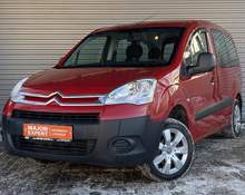 Citroen Berlingo: 2012 минивэн Москва 1.6л 580000 Р