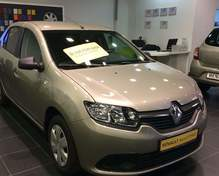 Renault Logan: 2017 Confort 1.6 MT седан Москва 1.6л 656970 Р