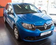 Renault Logan: 2017 Confort 1.6 AT седан Москва 1.6л 574980 Р