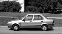 Ретро тест Renault 19  Сахарой опыленный