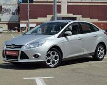 Ford Focus: 2015 Special Edition 1.6 AMT седан Краснодар 1.6л 535000 Р