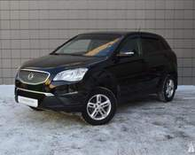 SsangYong Actyon: 2012 Welcome 2.0 MT универсал Саранск 2л 540000 Р