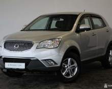SsangYong Actyon: 2012 Welcome 2.0 MT внедорожник Краснодар 2л 485000 Р