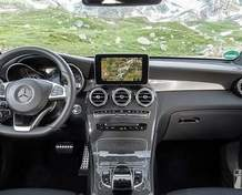 Фото Mercedes GLC Coupe