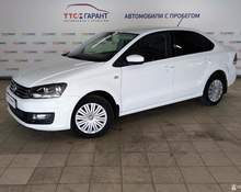 Volkswagen Polo: 2016 Connect 1.6 AT седан Казань 1.6л 575000 Р