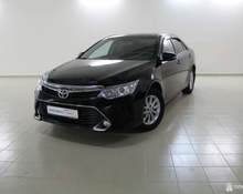 Toyota Camry: 2017 2.5 AT седан Белгород 2.5л 1140074 Р