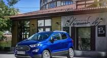 Тест драйв Ford EcoSport  единство непохожих