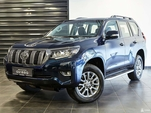 Toyota Land Cruiser Prado: 2020 TRD 4.0 AT 4x4 Новосибирск 4л 3823000 Р