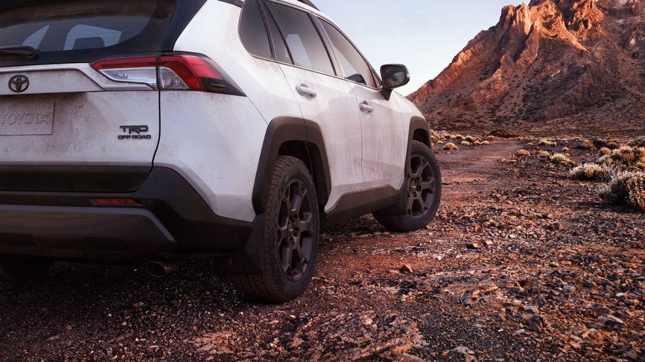 Toyota RAV4 получила экстремальную версию TRD Off Road