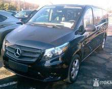 Mercedes Vito: 2017 ABS;Bluetooth;USB;Люк минивэн Оренбург 2л 2600000 Р