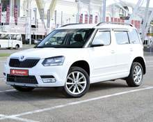 Skoda Yeti: 2016 Hockey Edition 1.8 AMT 4x4 универсал Москва 1.8л 925000 Р