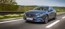 Тест-драйв новой Mazda6: при своих и выше
