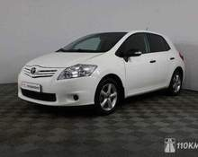 Toyota Auris: 2012 1.6 AT (124 л.с.) хэтчбек Санкт-Петербург 1.6л 585000 Р