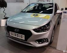 Hyundai Solaris: 2019 Active Plus 1.4 MT седан Казань 1.4л 685000 Р