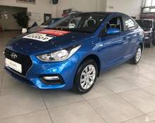 Hyundai Solaris: 2019 Comfort 1.4 AT седан Стерлитамак 1.6л 746000 Р