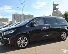 KIA Carnival: 2019 2.2 CRDi AT минивэн Москва 2.2л 3000000 Р