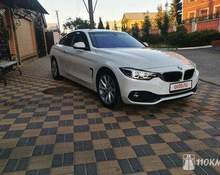 BMW 4: 2018 420d xDrive 2.0d AT (190 л.с.) 4WD купе Волгоград 2л 2200000 Р