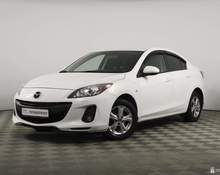 Mazda 3: 2012 Touring Plus 1.6 AT седан Москва 1.6л 615000 Р