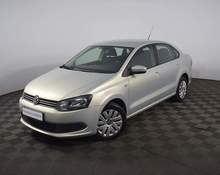 Volkswagen Polo: 2012 1.6 AT седан Москва 1.6л 385000 Р