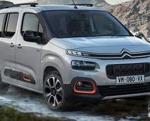 Фото Citroen Berlingo