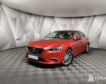 Mazda 6: 2016 Active 2.5 AT седан Москва 2.5л 1729000 Р