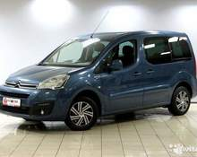 Citroen Berlingo: 2016 Dinamique 1.6 MT минивэн Москва 1.6л 749000 Р