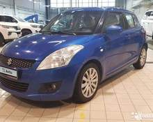 Suzuki Swift: 2013 1.2 AT хэтчбек Санкт-Петербург 1.2л 410000 Р