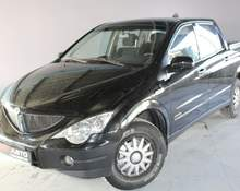 SsangYong Actyon Sports: 2008 пикап Санкт-Петербург 2л 399000 Р