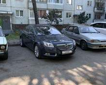 Opel Insignia: 2010 Business Edition 2.0 MT седан Шахты 630000 Р