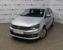 Volkswagen Polo: 2017 Drive 1.6 AT седан Москва 1.6л 610000 Р
