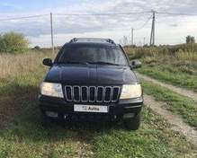 Jeep Grand Cherokee: 2001 4.7 AT 4x4 внедорожник Калининград 4.7л 410000 Р