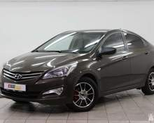 Hyundai Solaris: 2015 Active 1.4 AT седан Саратов 1.4л 475000 Р