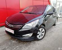 Hyundai Solaris: 2016 Active 1.6 MT седан Москва 1.6л 599000 Р