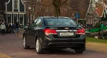 Тест драйв Chevrolet Cruze 1 4  Turbo поддержка