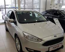 Ford Focus: 2018 Special Edition 1.6 MT седан Чебоксары 1.6л 1082000 Р