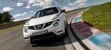 Тест Nissan Juke Nismo RS: пропитан скоростью