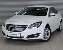 Opel Insignia: 2014 A 2.0 NHT седан Москва 1.6л 855000 Р